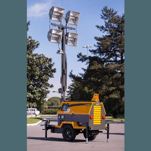 Torre de Iluminação LTI 4000S